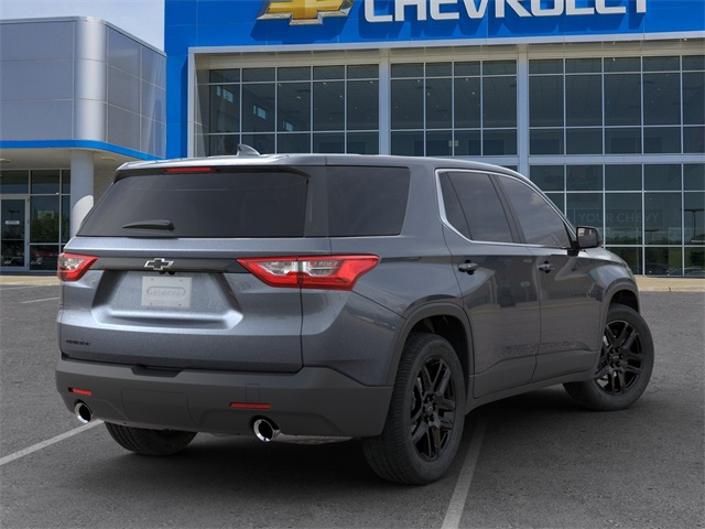 New 2020 Chevrolet Traverse LS Mobility Conversion