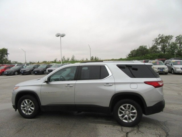 Pre-Owned 2018 Chevrolet Traverse LT