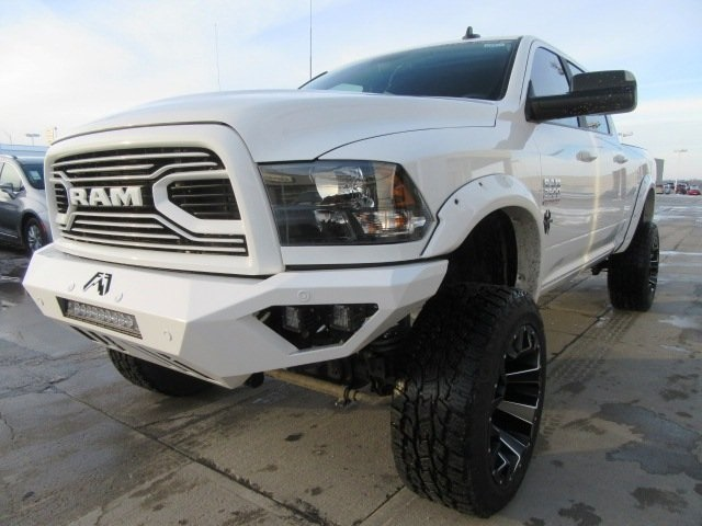 Black Ram 2500 >> New 2018 Ram 2500 Sca Black Widow Big Horn