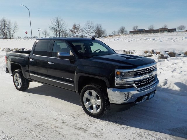 Certified Pre Owned 2018 Chevrolet Silverado 1500 Ltz