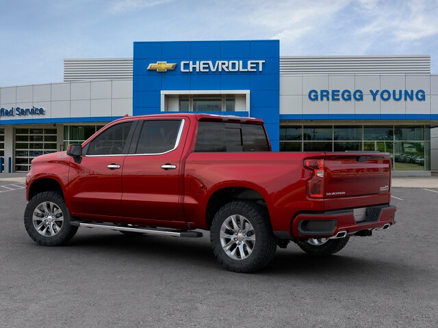 New 2019 Chevrolet Silverado 1500 High Country