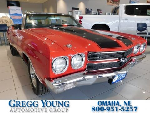 Pre-Owned 1970 Chevrolet Chevelle SS
