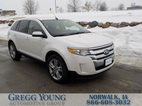 Pre-Owned 2012 Ford Edge SEL