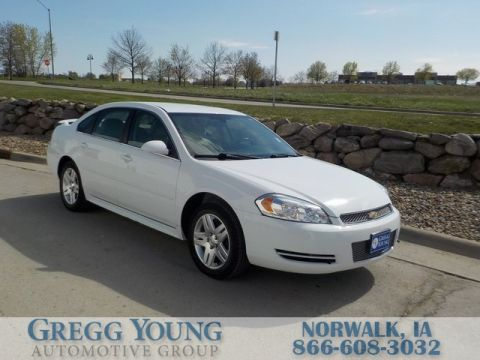 Pre-Owned 2012 Chevrolet Impala LT